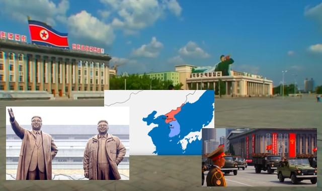 profil negara korea utara