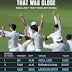 Top 5 narrowest wins in terms of runs in Test Cricket History