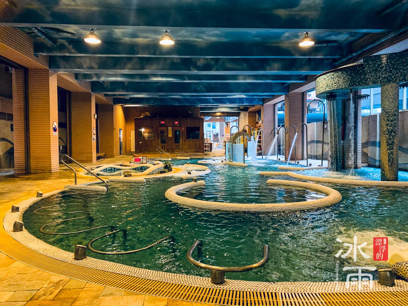 川湯春天溫泉飯店德陽館|公共浴池