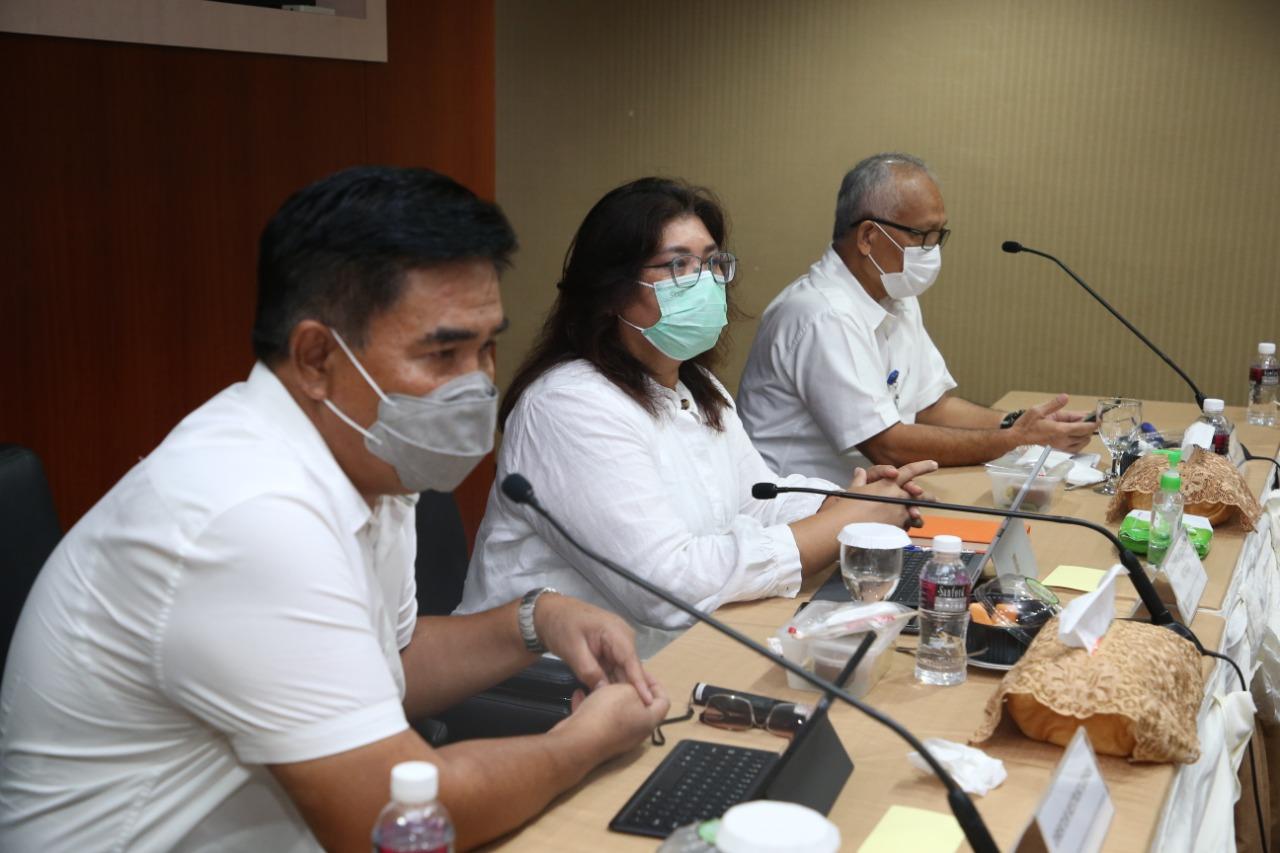 BP Batam Sosialisasikan  Sistem Pengelolaan Air kepada Pelaku Industri di Batam