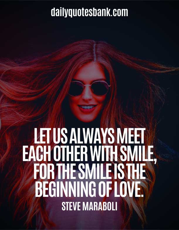 Love Quotes To Make You Smile And Feel Better