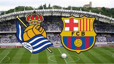 مباراة برشلونة وريال سوسيداد كورة اكسترا مباشر 13-1-2021 والقنوات الناقلة في  كأس السوبر الإسباني