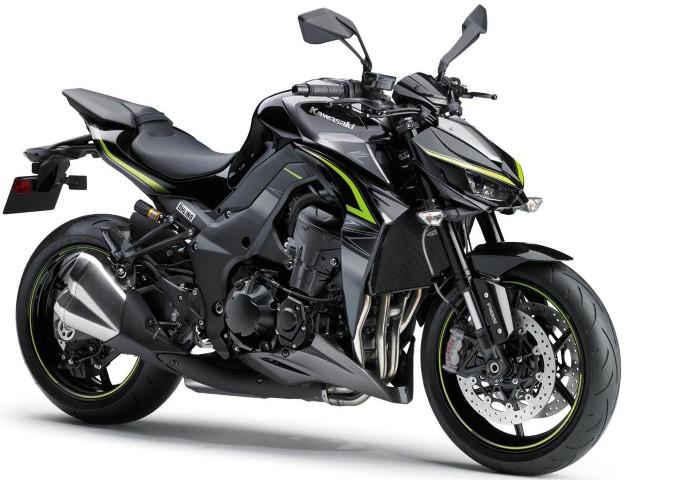 Lebih dekat dengan New Kawasaki Z1000 R Edition 2017, moge keren dari Kawasaki yang punya tenaga monster !