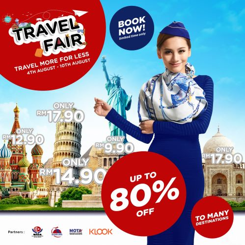 A 'TRAVEL FAIR' to Rekindle The Passion for Travel, Travel Fair, bookxcess, reading, lifestyle
