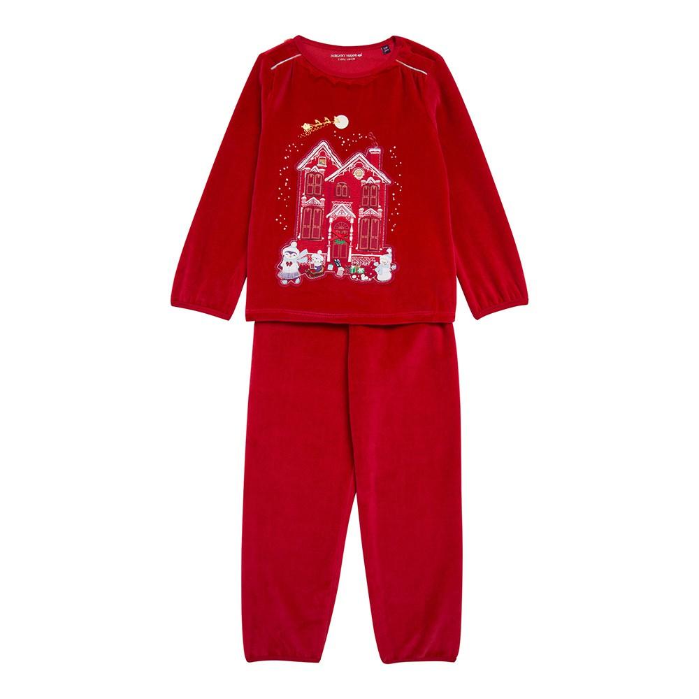 10 Pyjamas De Noël Pour Vos Loulous Dans La Peau D Une Fille
