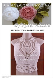 Receita Top Cropped Louise