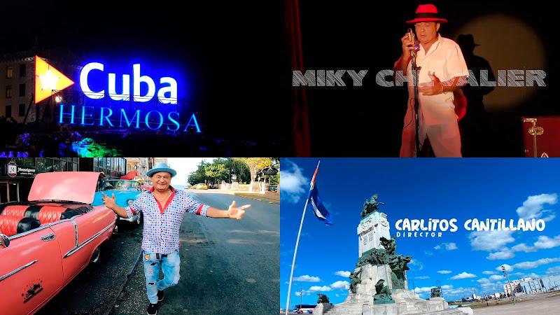 Miky Chevalier - ¨Cuba Hermosa¨ - Videoclip - Dirección: Carlitos Cantillano. Portal del Vídeo Clip Cubano