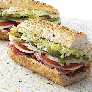 Sandwiches from Publix