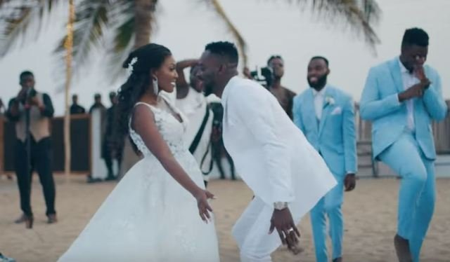 Singers, Simi And Adekunle Gold, Celebrate 2nd Wedding Anniversary