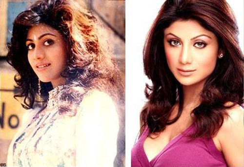 shilpa shetty makeover