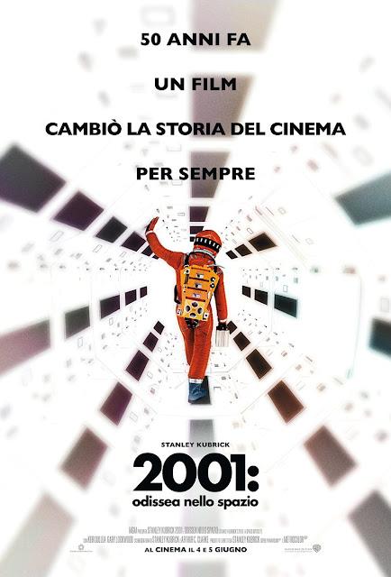 2001: Odissea Nello Spazio Kubrick
