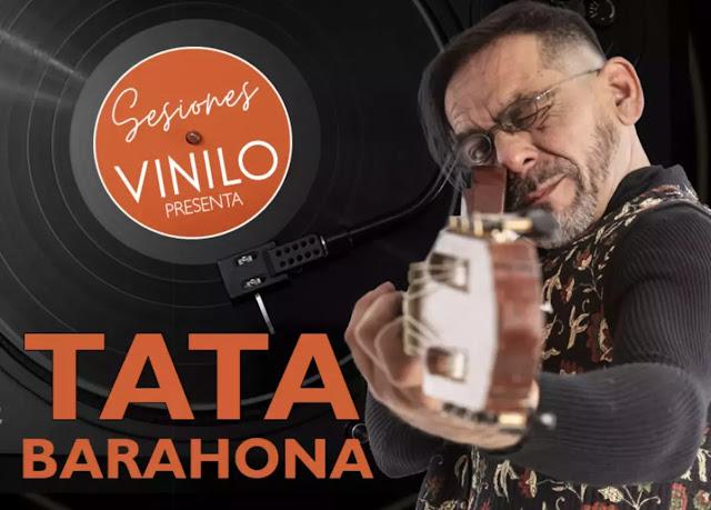 Tata Barahona abrirá el ciclo de Sesiones Vinilo en Alto Parlante musica chilena musica chilena