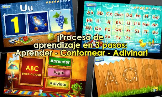 Alfabeto para niños app