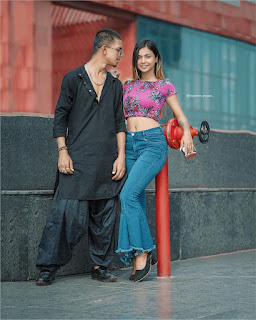 Indian Best Dancer Couple Mukul Sona Recent Photos Collection