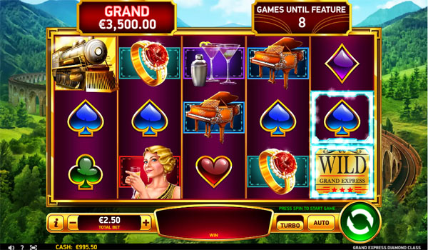 Main Gratis Slot Indonesia - Grand Express Diamond Class Ruby Play