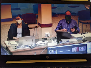 FM #473 - School Committee Meeting - 02/23/21 - P3 of 3 (audio)