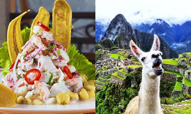 World Travel Awards 2019 - Peru Perú mejor destino culinario y turistico del mundo