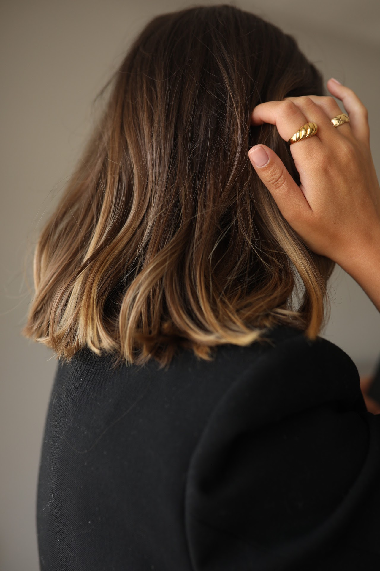 HOW I GET MY TEXTURED WAVES USING STRAIGHTENERS