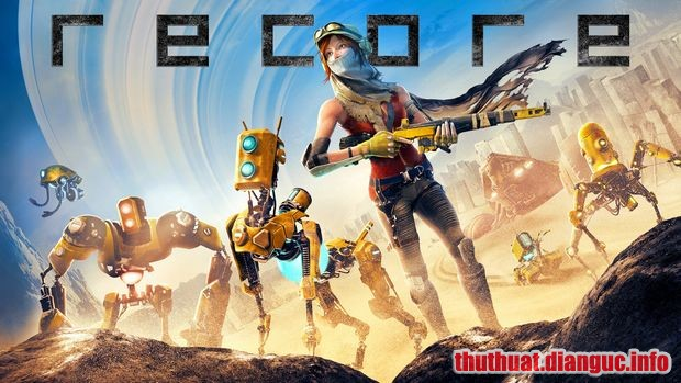Download Game ReCore Full Cr@ck