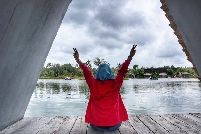 Desa Wisata Ekang Lagoi Bintan