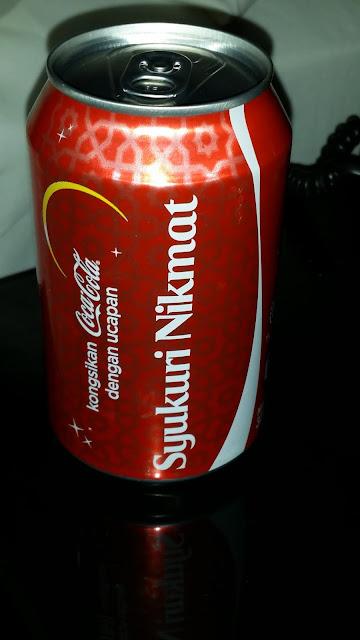 Coca-cola de Malasia