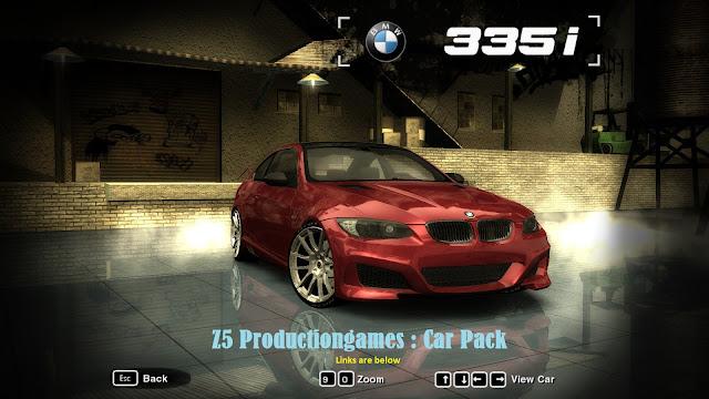 Need for Speed Underground 2 Car
