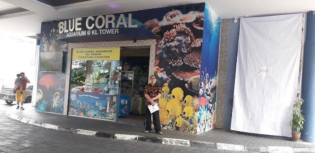 Blue Coral Aquarium @ Menara KL