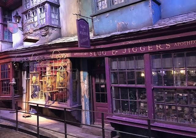 Места съемок «Гарри Поттера» в Лондоне