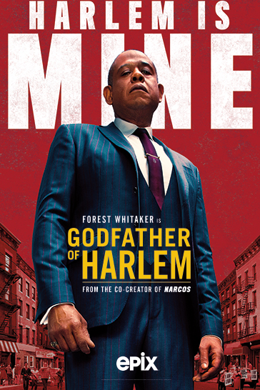 Godfather of Harlem  (2019-) ταινιες online seires xrysoi greek subs