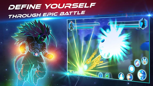 Dragon Shadow Battle Warriors MOD APK