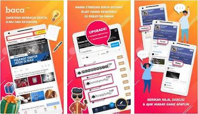 Aplikasi penghasil uang rupiah - baca plus