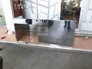 Furniture Stainless Steel Semarang