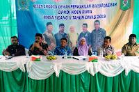 Reses di Lingkungan Salama-Tato, Anggota Dewan Sesalkan Minimnya Partisipasi Warga