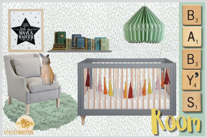 Deco Styling para bebes - portada