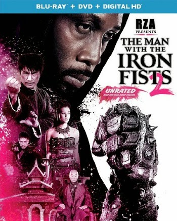 The Man with the Iron Fists 2 2015 Unrated 720p BluRay 700mb AC3 5.1