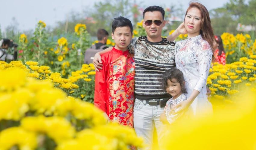 Kỷ niệm gia đình Tuấn Toàn du xuân ( Original File)