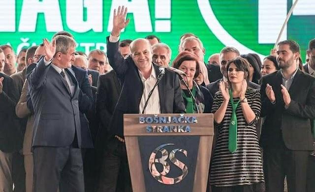 Lider Bošnjačke stranke Rafet Husović se povlači iz politike