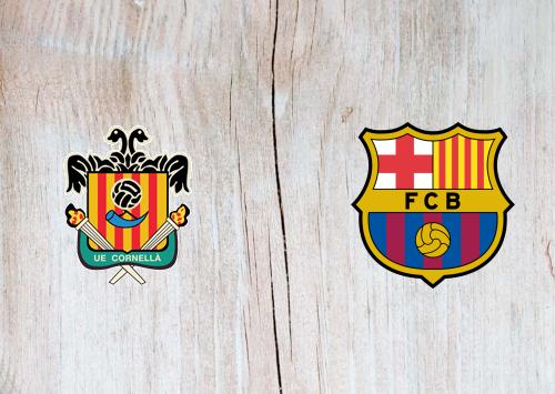 Cornellà vs Barcelona -Highlights 21 January 2021