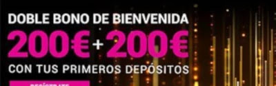 logo goldenpark 200+200 euros