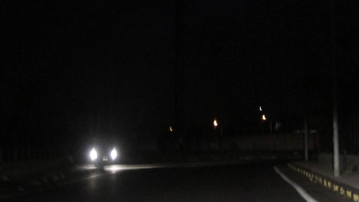 Nuova illuminazione nel quartiere TRappeto Nord di Catania
