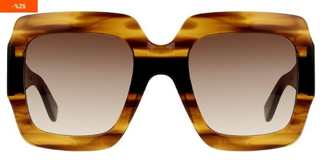 vintage, gözlük, kadın gözlüğü, gucci, solaris