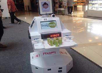 robot pintar karya indonesia