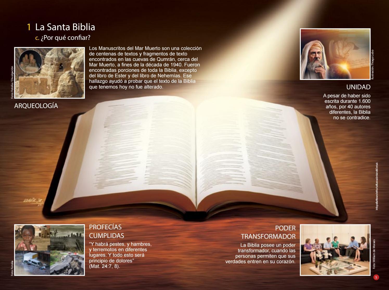 Estudio Bíblico Illustrado | 01 La Santa Biblia | Biblia+ en ...