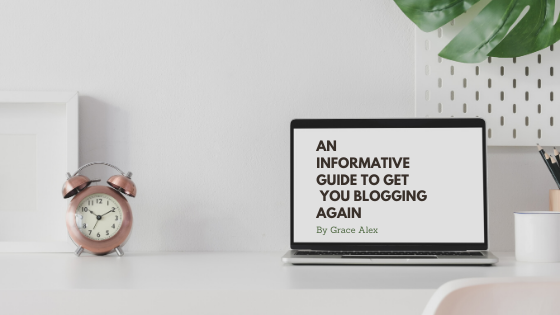 Bloggers Guide to Creating Content