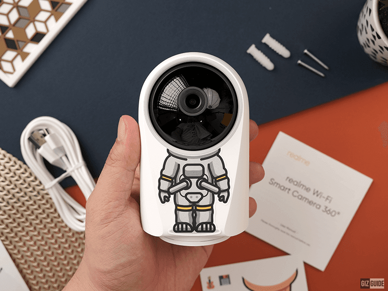realme Smart Cam 360 announced in PH, priced at PHP 2,790