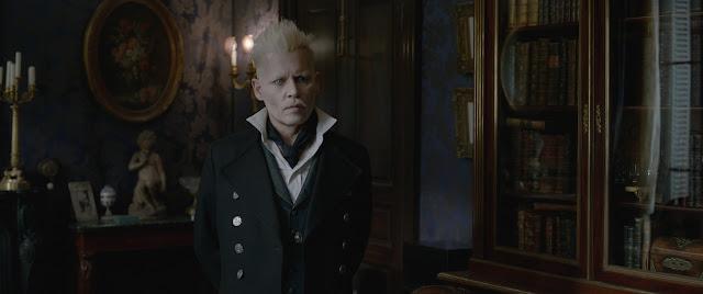Johnny Depp revela como foi interpretar Grindelwald | Ordem da Fênix Brasileira