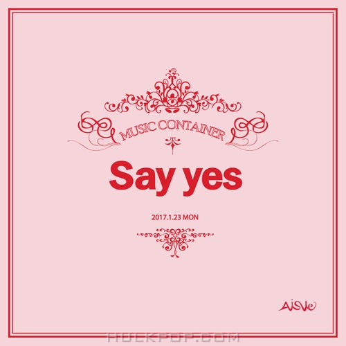 Aisle – Say Yes – Single