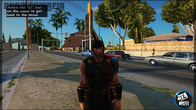 GTA San Andreas All Super Hero Skin With Power Free Download