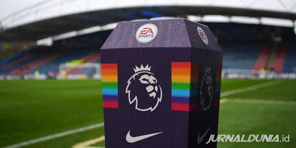 Klasemen Sementara  Liga Inggris : Everton Menempati Peringkat Pertama