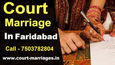 Marriage Registration in Faridabad